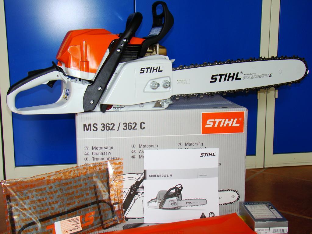 motorsäge stihl ms 362 c-m - www.sig210.de